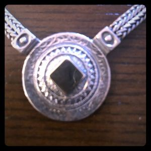 Jewelry - NWT silver necklace!